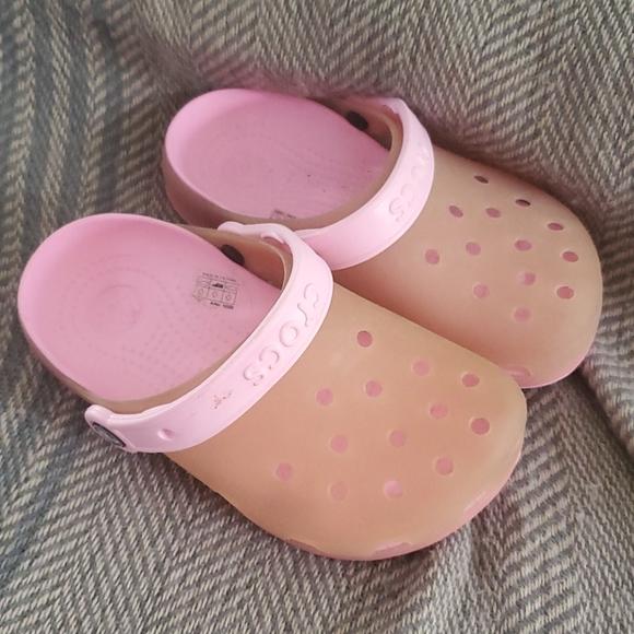 CROCS Shoes | 325girls 34 Peachpink 219